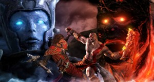 Castlevania: Lords of Shadow VS God of War 3