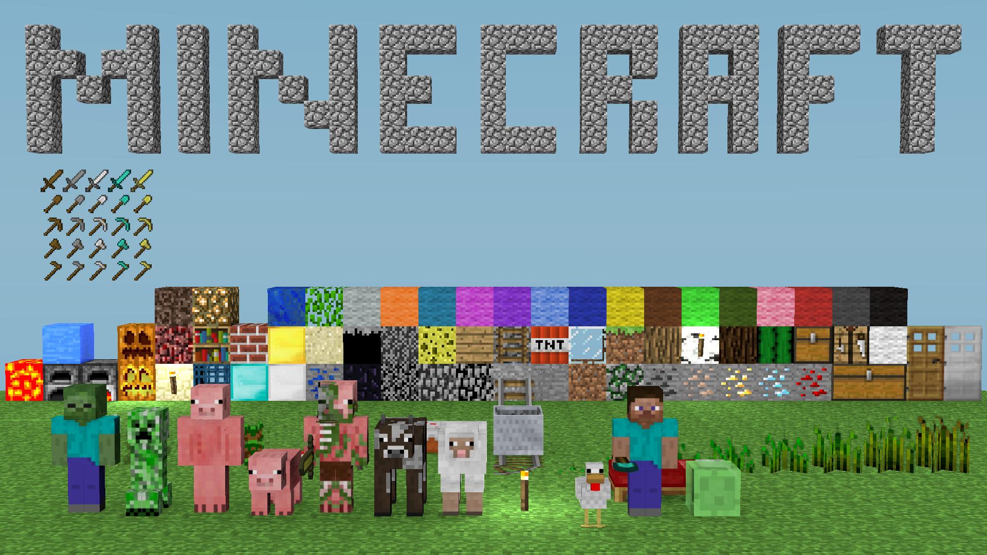 Minecraft: O jogo do momento