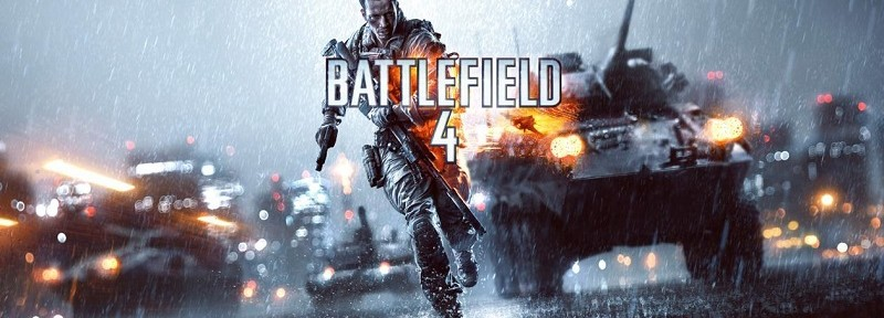 Battlefield 4 Capa