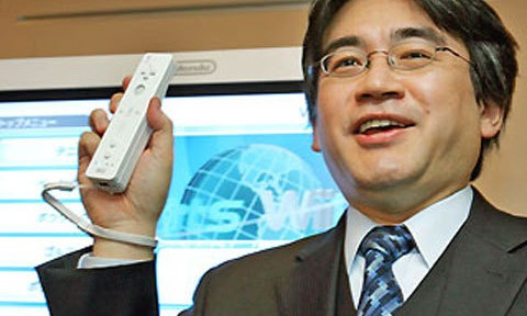 Satoru Iwata