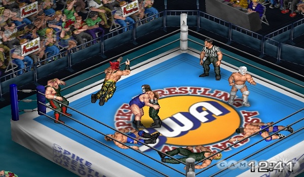 Wrestle Jump Android Download