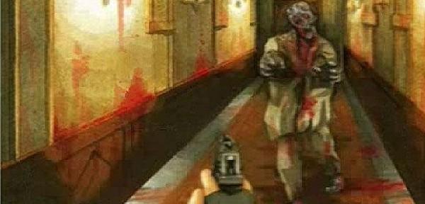 Resident Evil em FPS