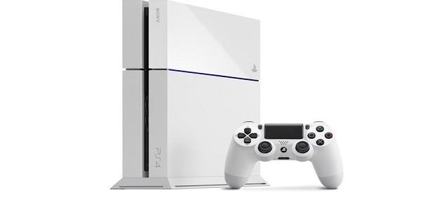 PS4 Branco
