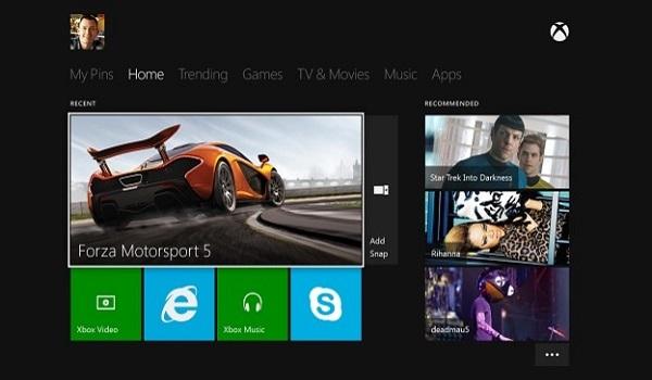 Live do Xbox One