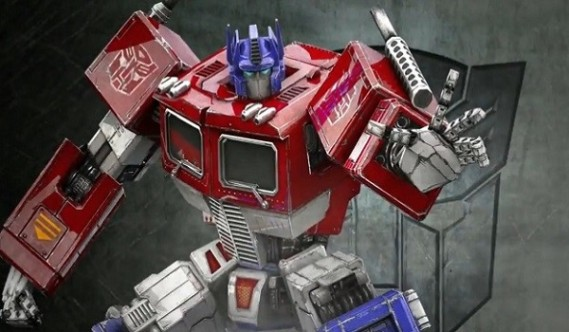 Tranformers – Rise of the Dark Spark